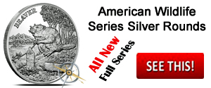 American Wildlife Silver Rounds