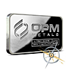 1 Oz OPM Silver Bar