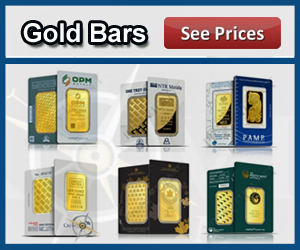Gold Bars Ad