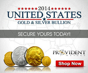 2014 US Gold Bullion Ad