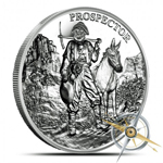 Provident Prospector Silver Round