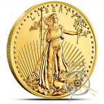 One Ounce Gold Eagle Coin