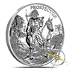 1 Oz Provident Prospector Silver Round