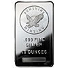 Sunshine Mint 10 Ounce Silver Bar