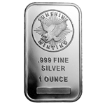 Sunshine Mint Silver Bar