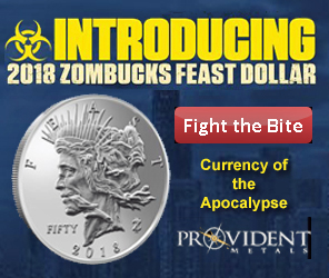 Zombucks Feast Dollar Ad